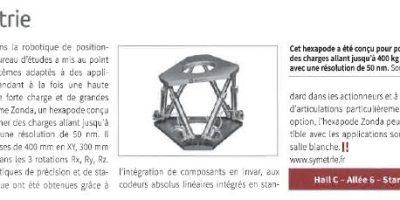 MICRONORA - Hexapode ZONDA