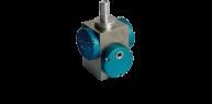 Capteur 2D pour fixation sur machine outil pour analyse tangage et roulis