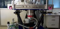 SYMETRIE High vacuum diffractometer for SIRIUS beamline at synchrotron SOLEIL