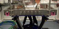 SYMETRIE High vacuum diffractometer installation