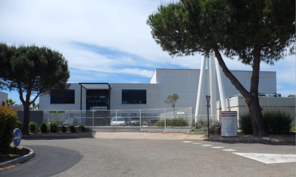 SYMETRIE building