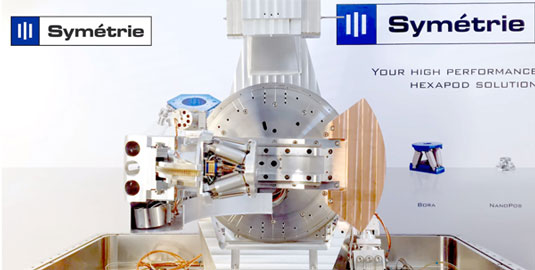 New video Diffractometer