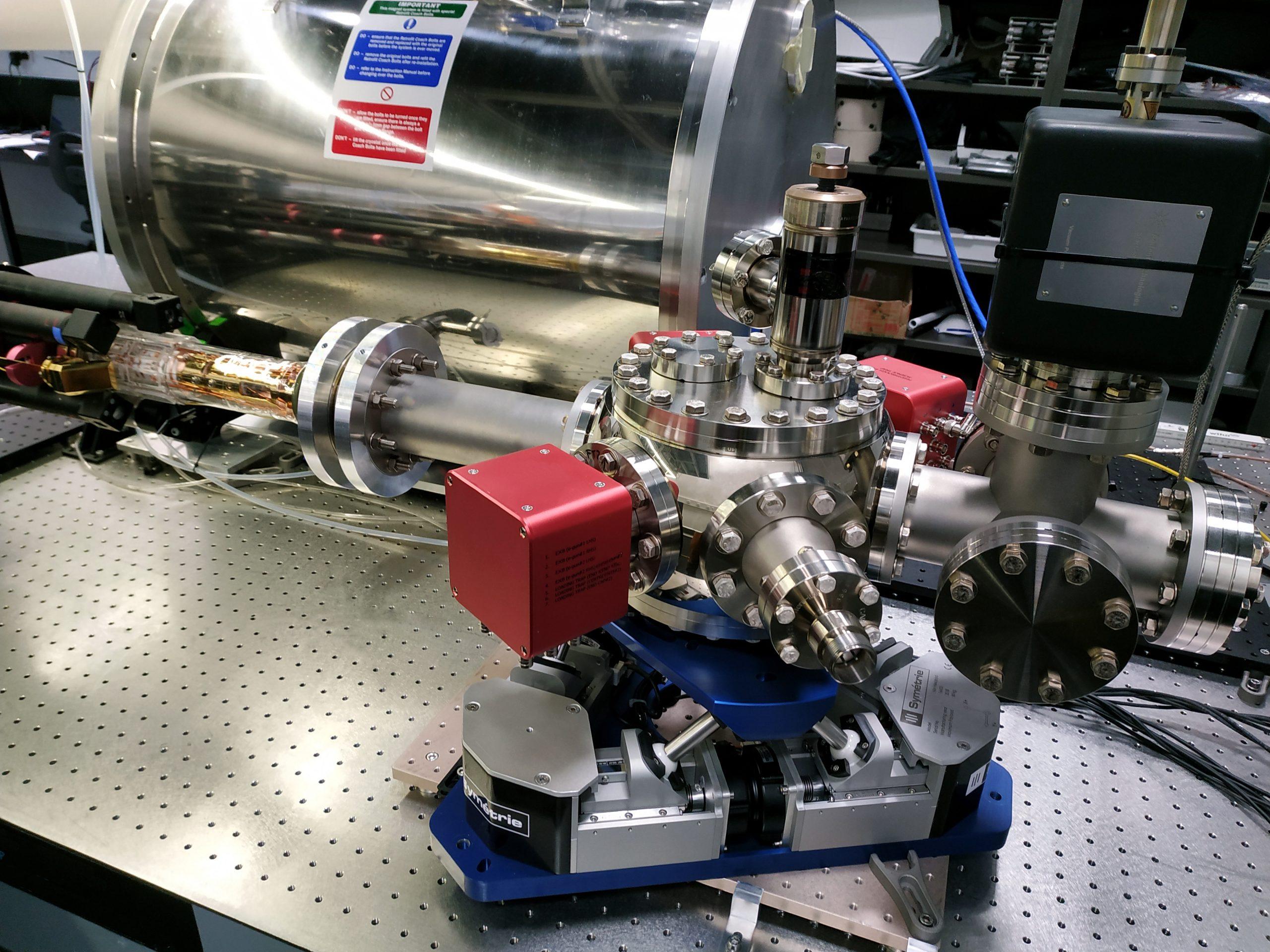 Hexapod Non Magnetic