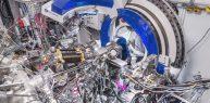 Diffractomètre sur ligne BM32 du synchrotron ESRF - © CEA-ESRF