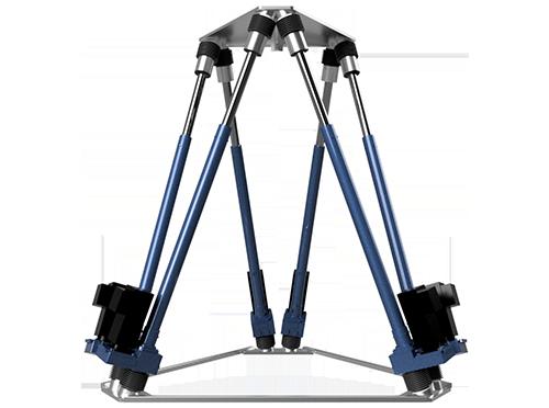 AQUILON - Motion hexapods by Symétrie