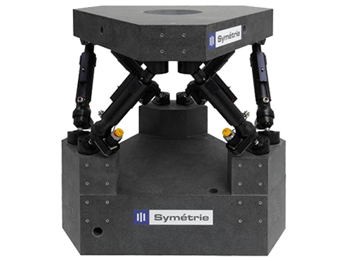 JORAN - Precision positioning hexapods by Symétrie