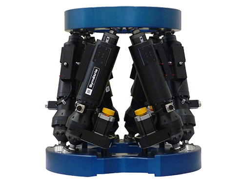 KUBAN- Precision positioning hexapods by Symétrie