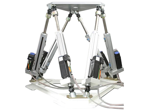MISTRAL- Hexapods of motion by Symétrie- Hexapods of movement by Symmetry