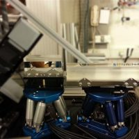 BORA hexapod for KB mirrors