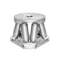 Vacuum compatible BORA hexapod
