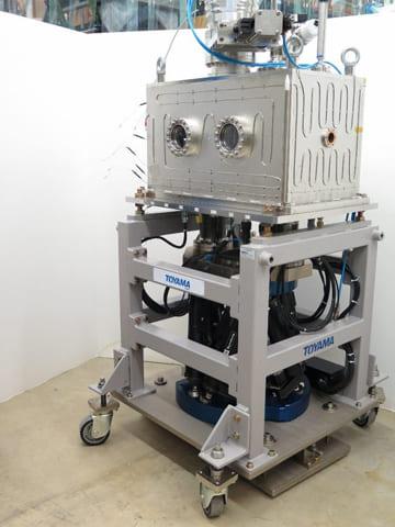 KUBAN hexapod MAX-IV
