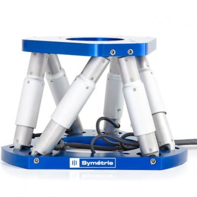 PUNA hexapod in RZ axis motion