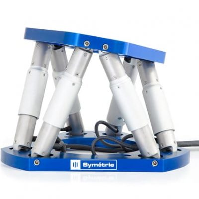 PUNA hexapod in RY axis motion