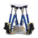 Hexapod SIRIUS in middle position