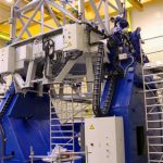 SURES hexapod - ARIES telescope (Credit: AMOS)