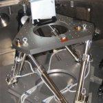 ZONDA hexapod in vacuum chamber (copyright CSL)