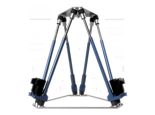 AQUILON - Hexapodes de mouvement par Symétrie