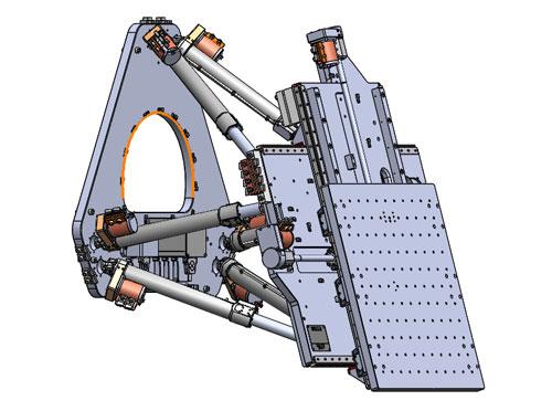 Symétrie solutions en ingénierie de positionnement