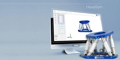 New simulation software HexaSym