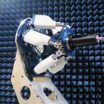 BREVA hexapod with C-axis -Characterisation of submillimetre antennas