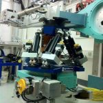 BREVA specific hexapod on the ID03 line at the ESRF synchrotron