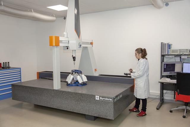 Symétrie - Metrology laboratory